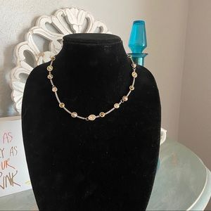 Brighton Silver Tone  Necklace